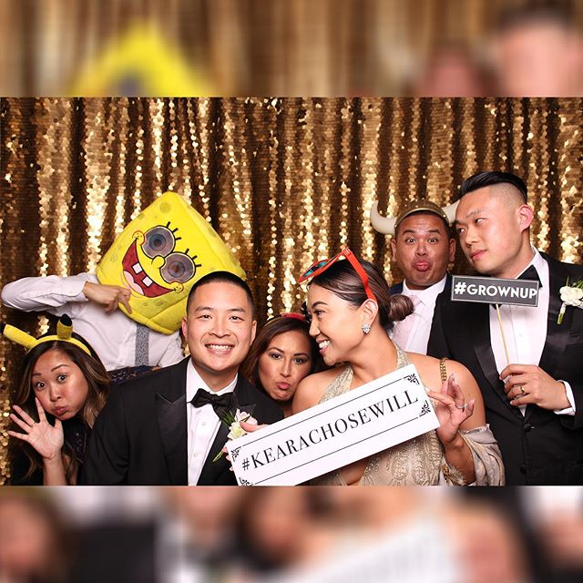 We had a blast at Keara & William's wedding this past weekend. A huge thank you to @dj_mikeylee for recommending us and @bravoweddings for coordinating the event! #dasbooth #photobooth #bravoweddings #kearachosewill #wedding #aim2pleez