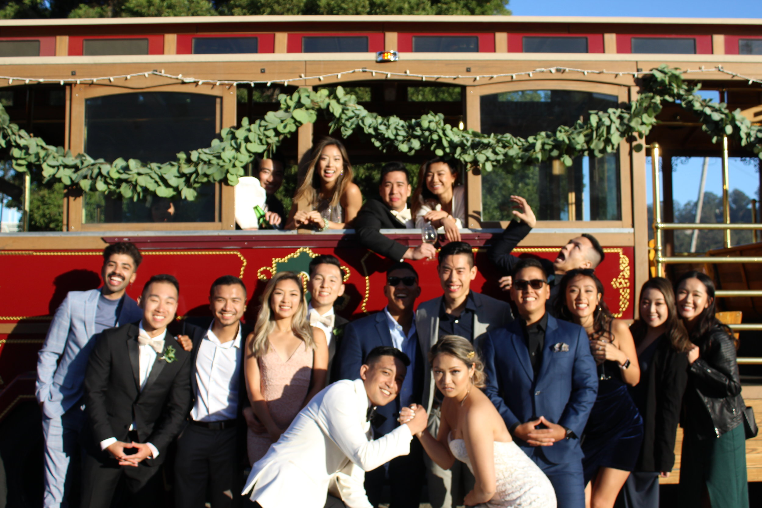 Margaux & Anthony's Wedding