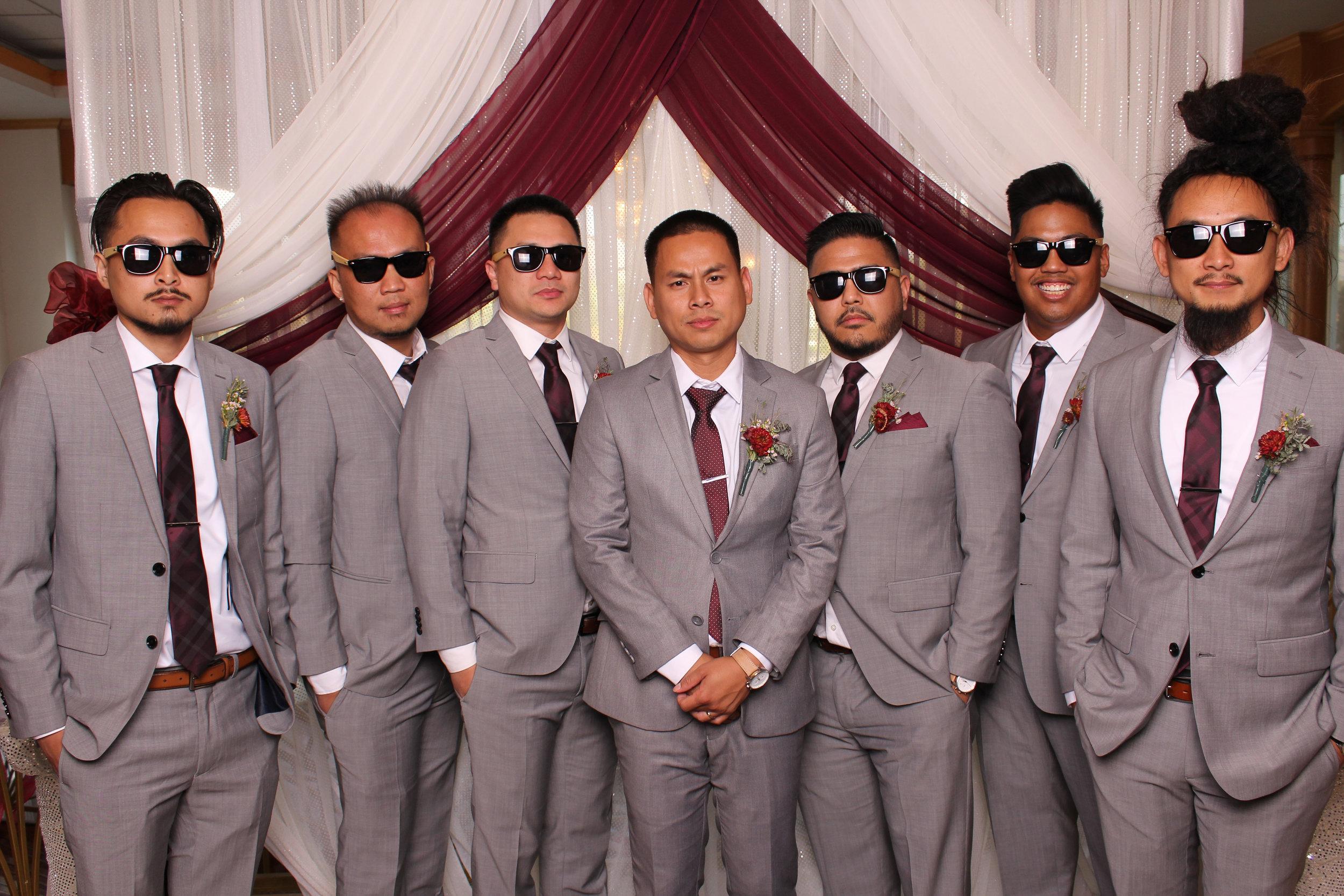 Alyssa & Khanh's Wedding