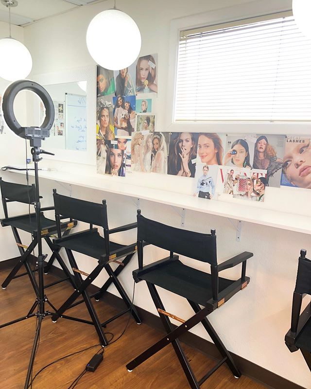 We can't wait to see you tomorrow night at our very first open house! Tour the studio, chat with the instructors, and meet other aspiring MUAs 🎉🎉🎉Come hang out! . .  6821 Montgomery Blvd. NE Ste. E 87109 5:00-8:30pm - Everyone is welcome! #southwestinstituteofmakeupartistry #albuquerque #newmexico