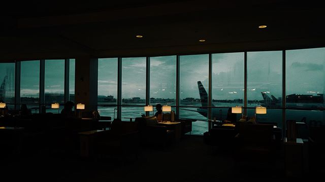 Terminal Gloom 🔮🖤. . . #leica #leicaq #streetphotography #terminal #airport #travel