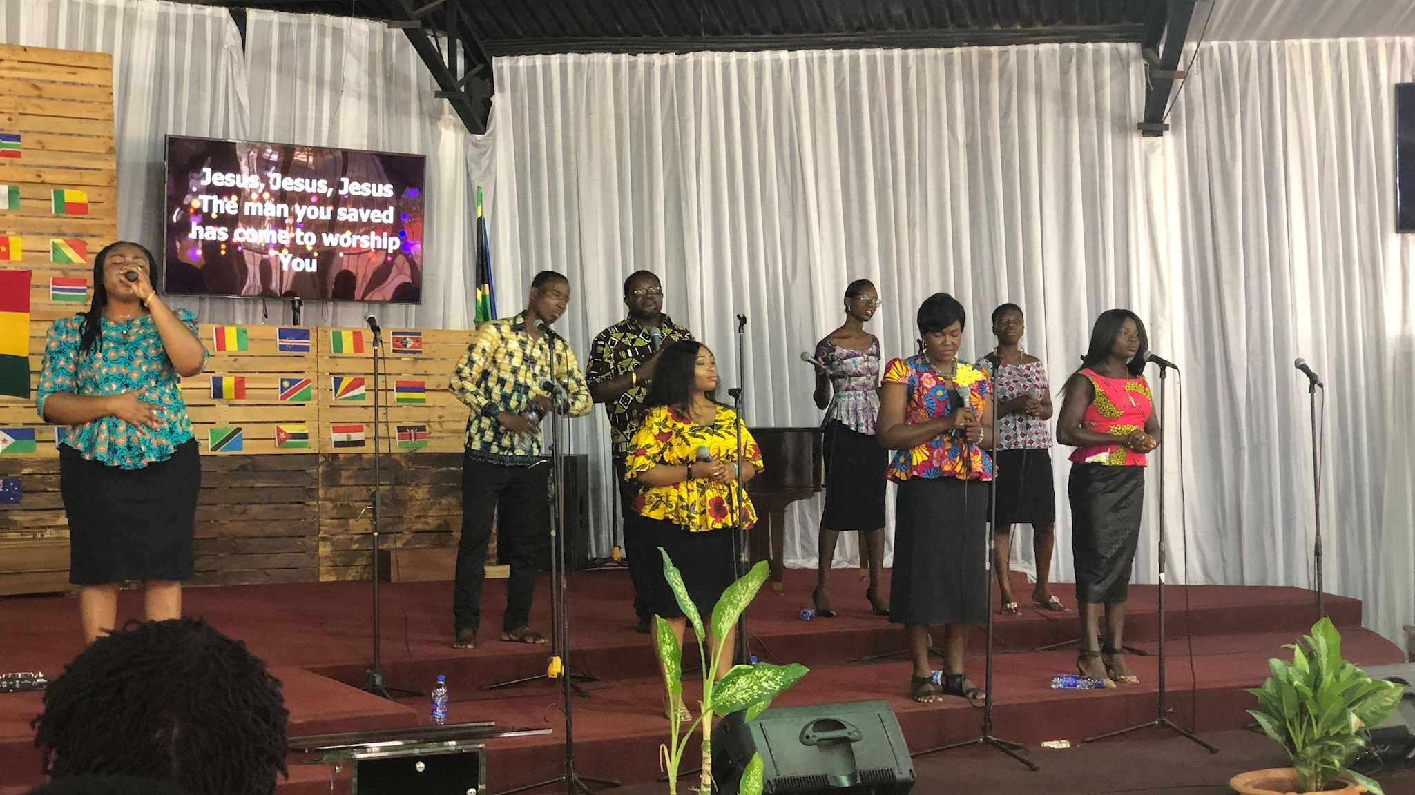 Logos-Rhema Local Community Assembly Church >