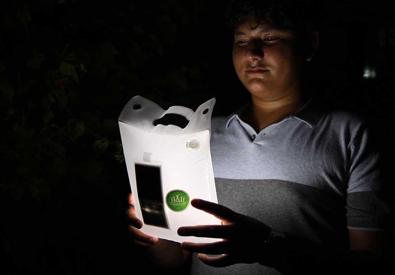 LuminAid Solar Lanterns