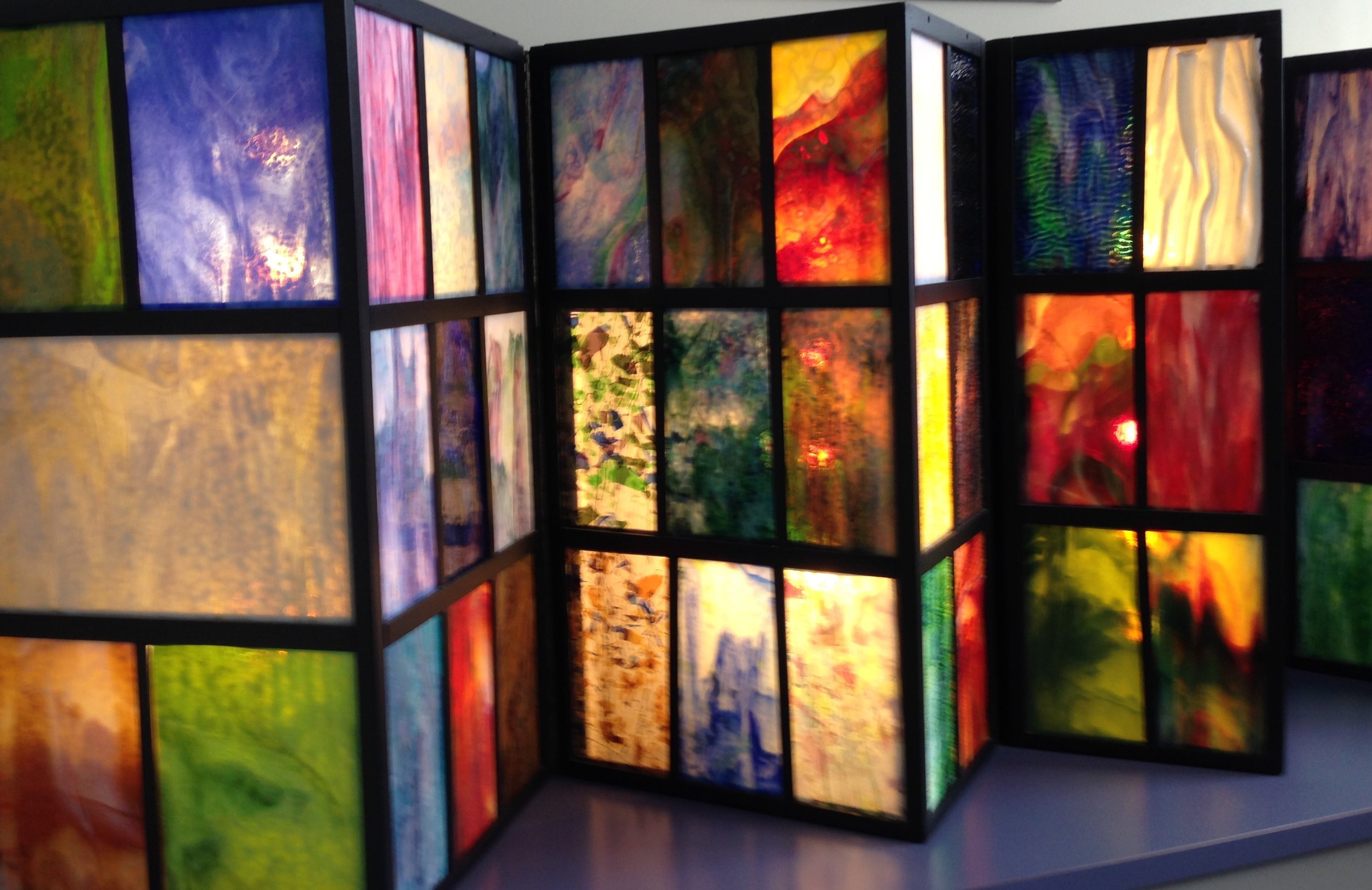 Designing Stained Glass Windows -