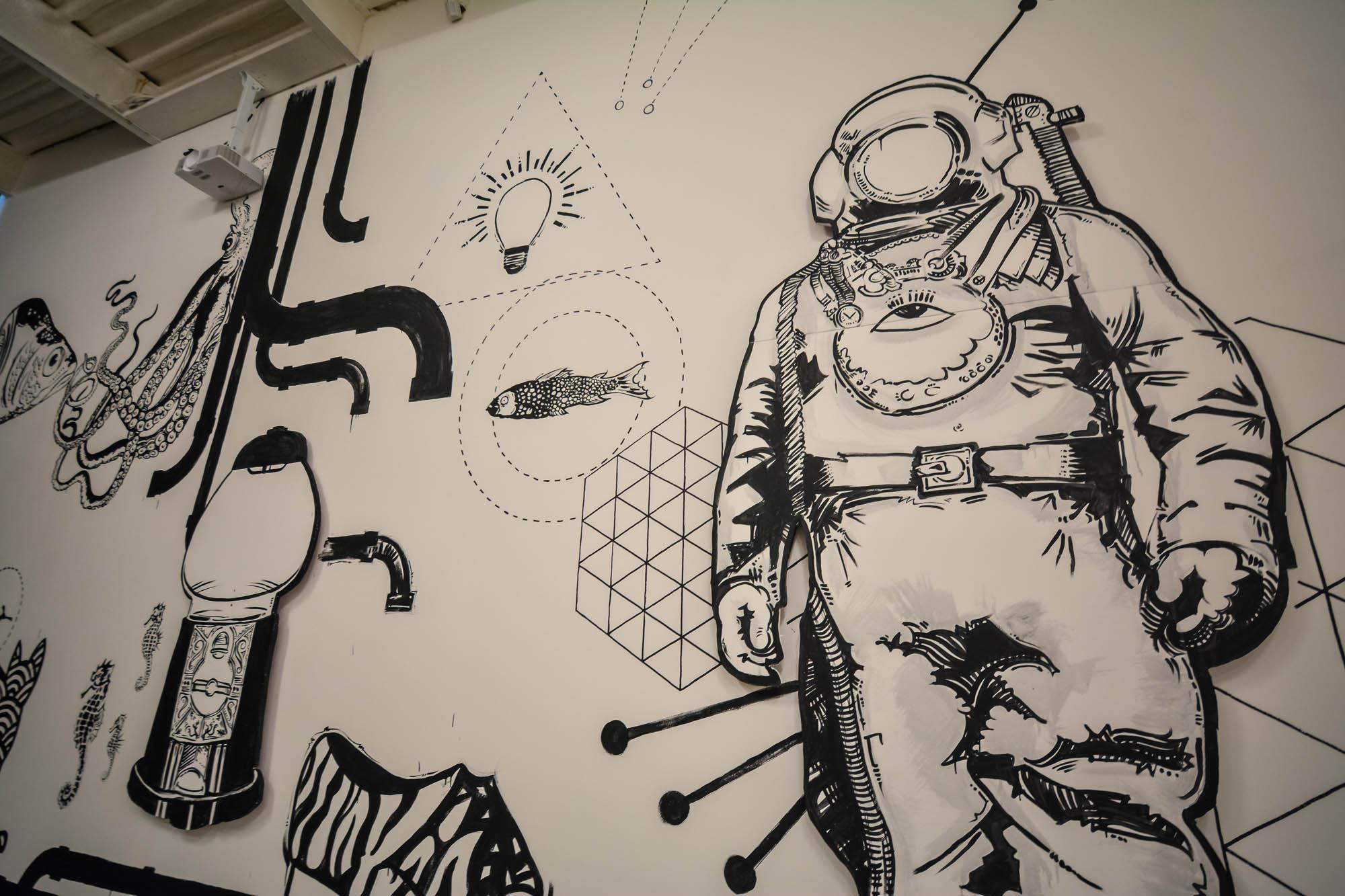 Fish at Crosstown - Wall Drawings 0122.jpg