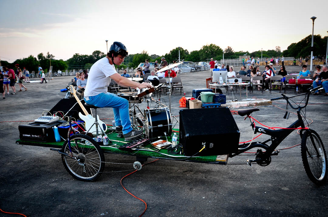 Bikesploitation II by Live From Memphis at Crosstown Arts