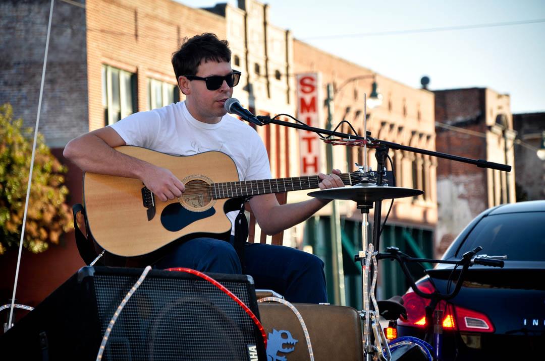 Mobile Music Machine with Jeff Hulett