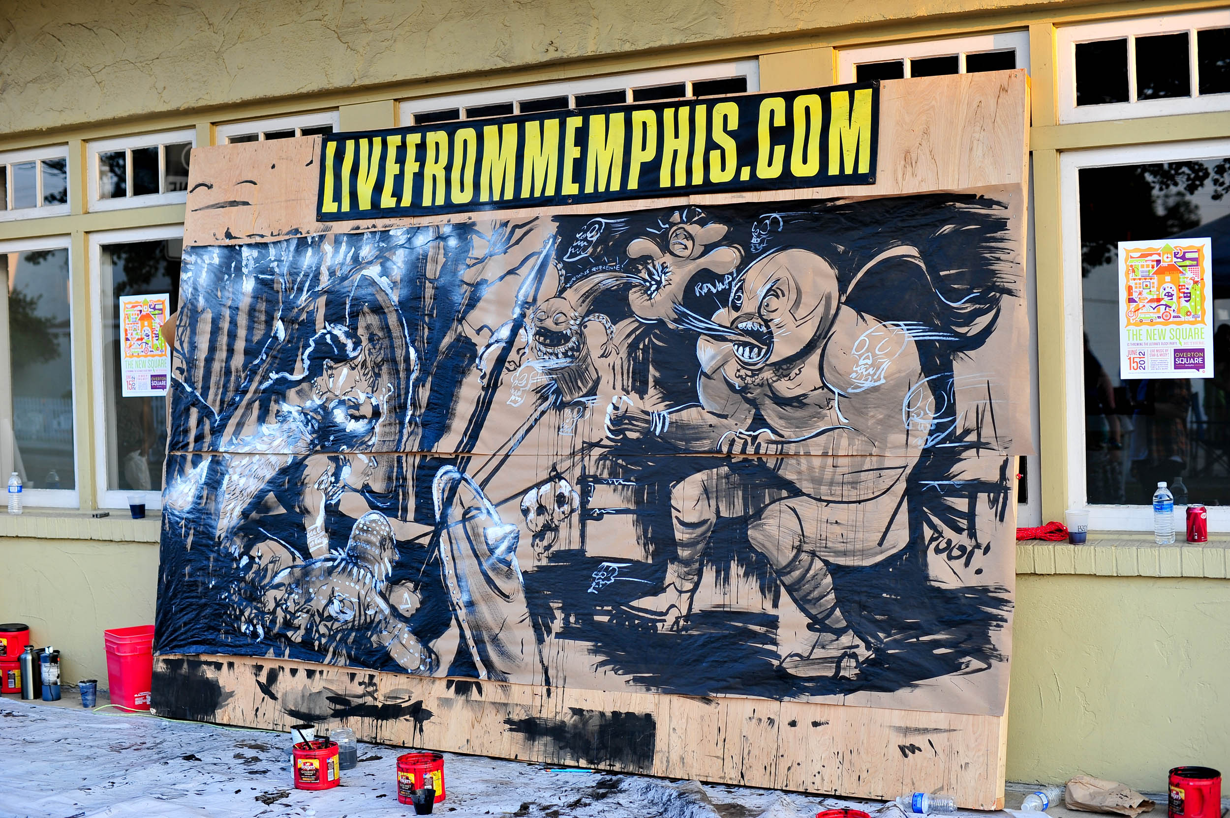 Ink Off by Live From Memphis