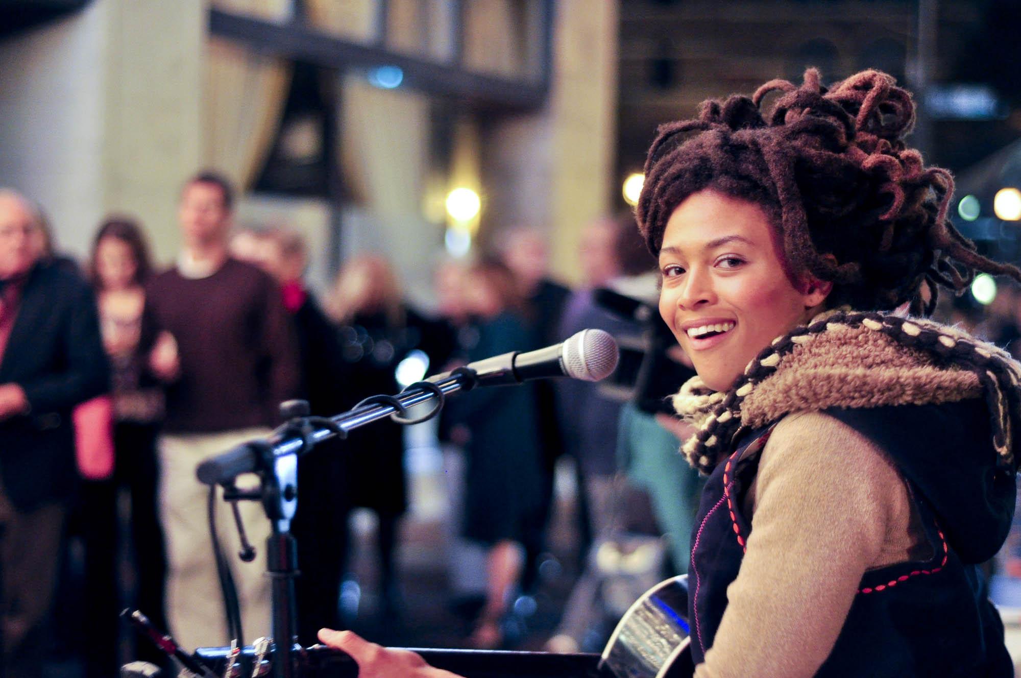 Mobile Music Machine featuring Valerie June