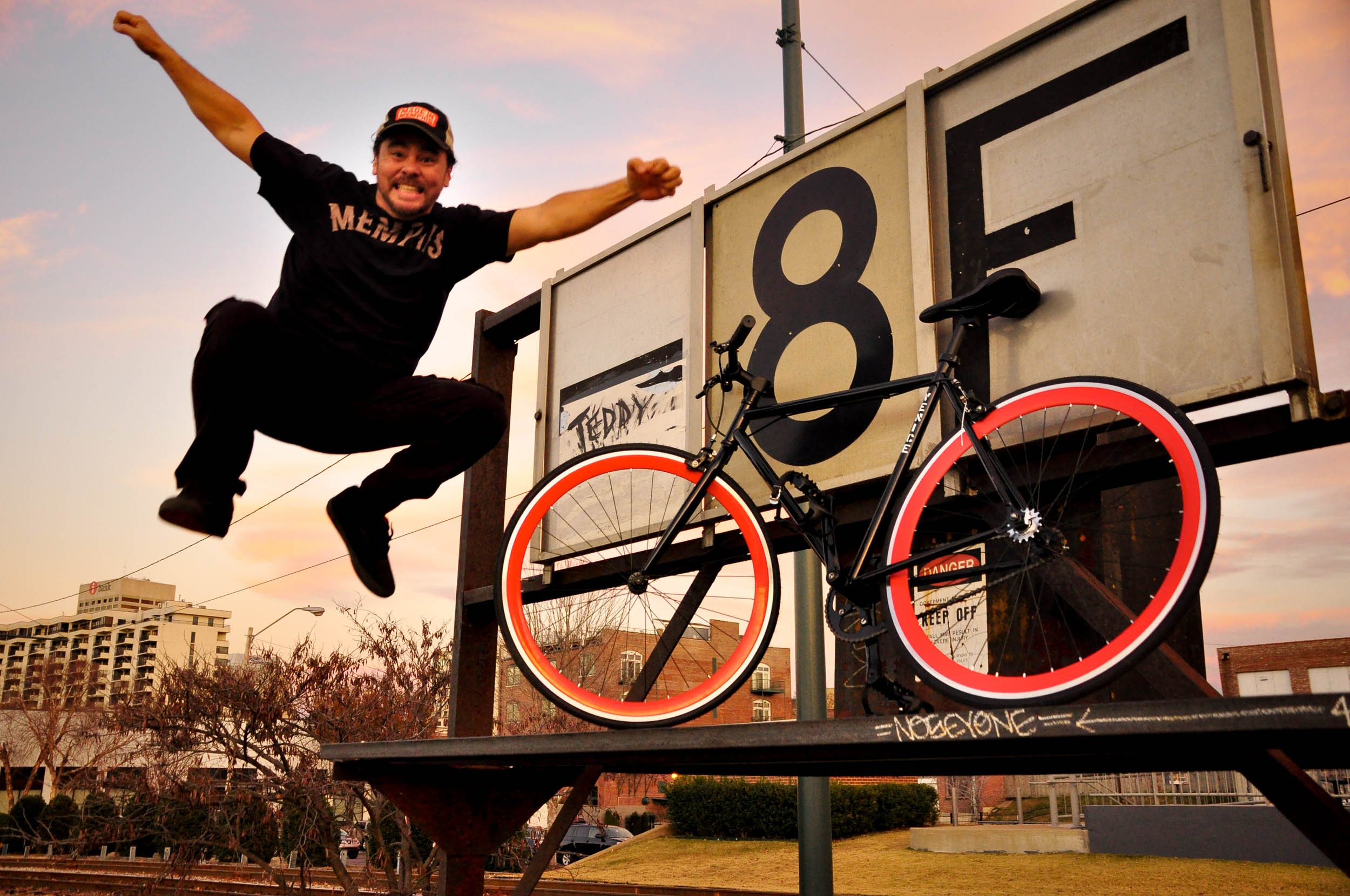 Venice Fixies in Memphis, TN by Christopher Reyes
