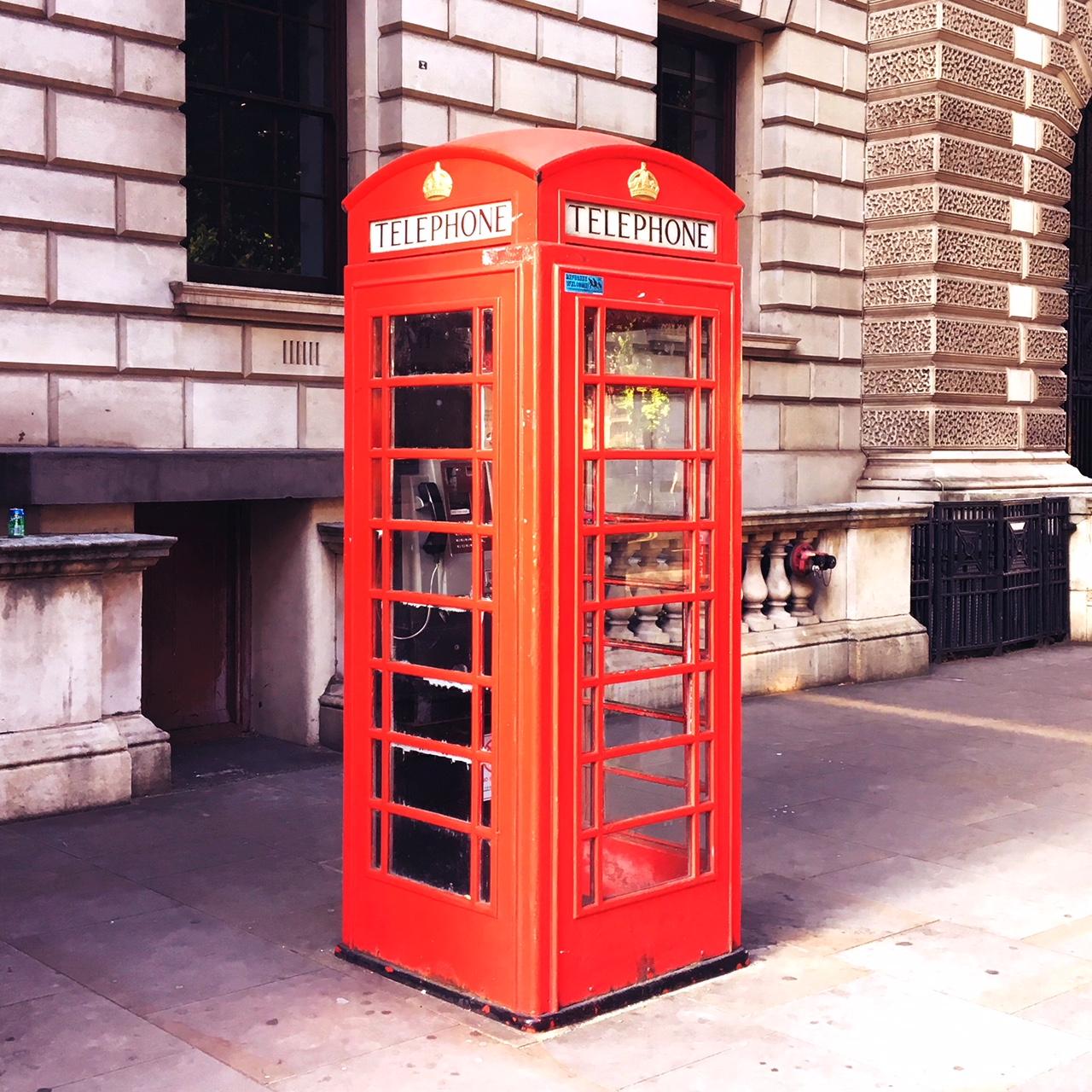 A British cultural icon, London, England
