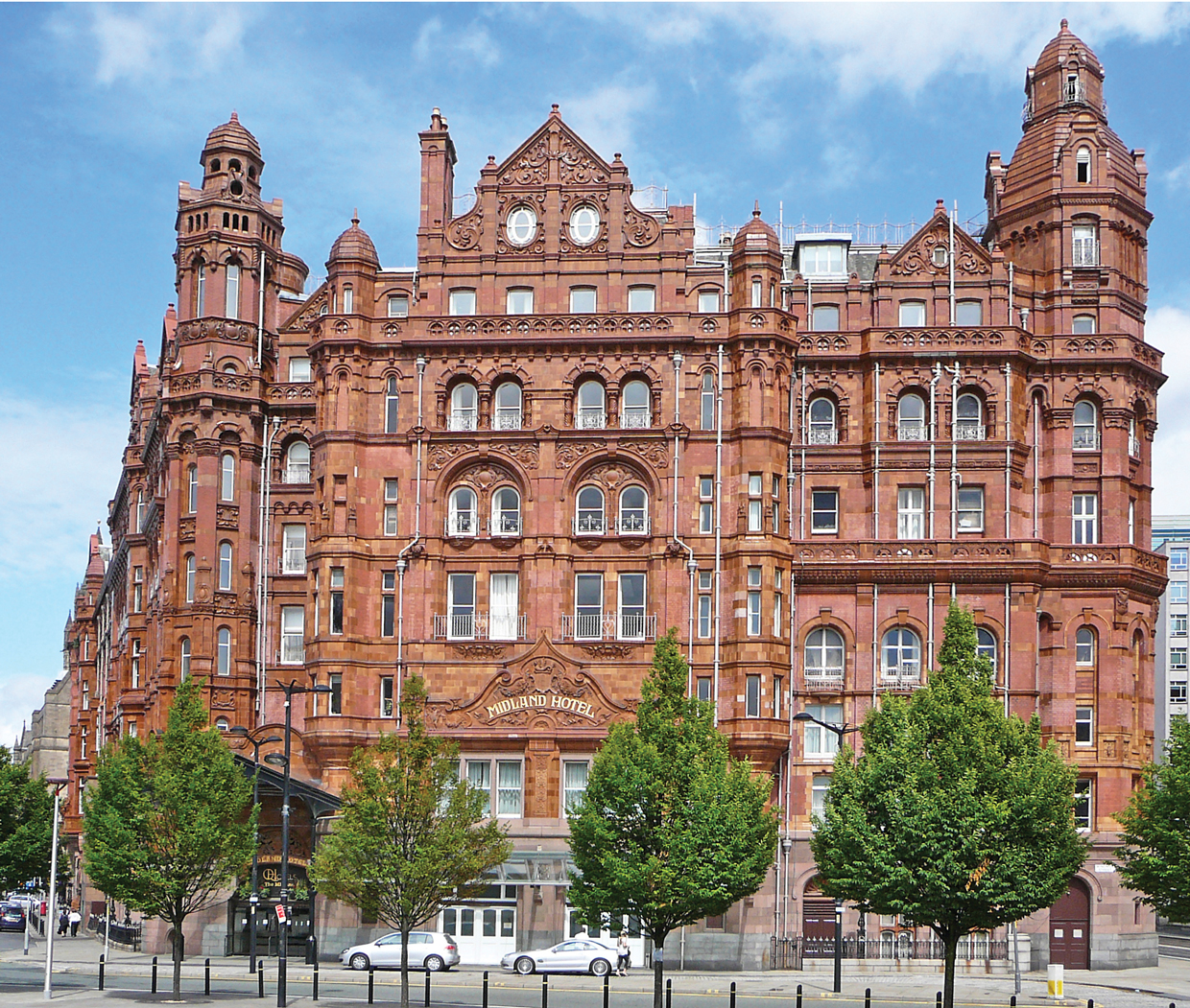 The Midland Hotel in Manchester, England, saw the creation of the International Music Managers Forum in 1992.