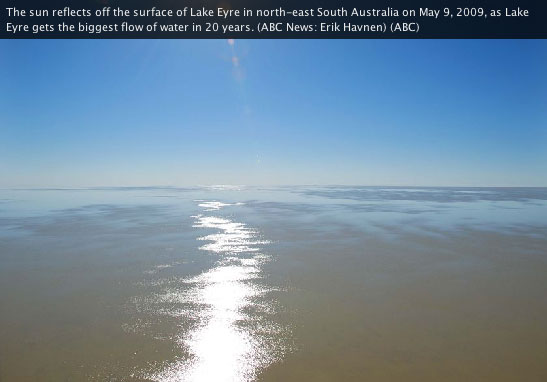 Post - Lake Eyre