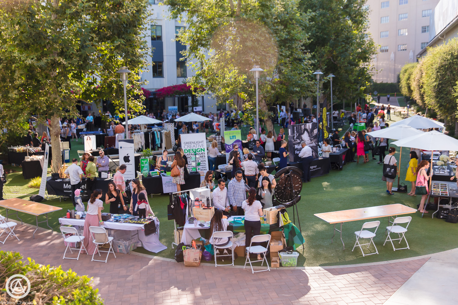 WBEC-West Women Business Enterprise (WBE) Connect Showcase at Sony Pictures Studios, Culver City, CA; August 2018; Photo Credit:  Andrew Chenault Creative