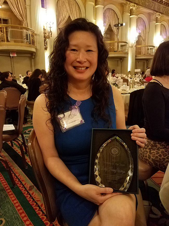 Lindy Huang Werges | 2019 Woman of the Year | Business Honoree