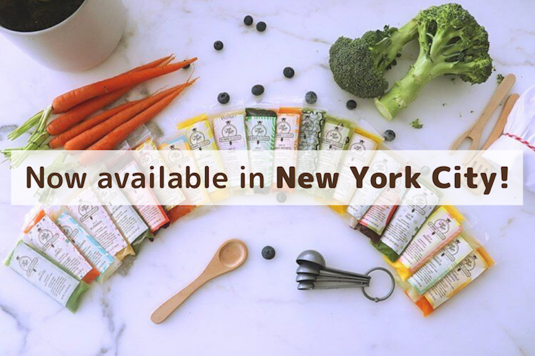 Little Foodie Club Arrives In The Big Apple