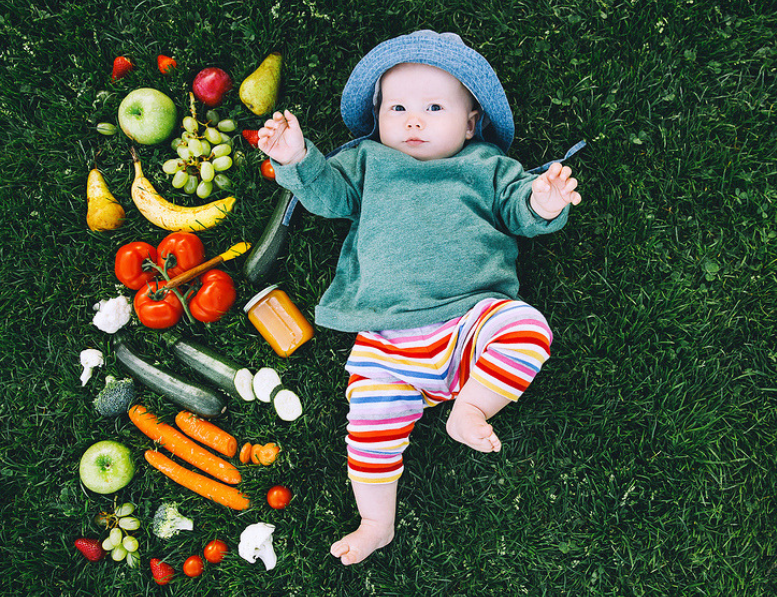 Why You Should Bring Your Baby To The Farmers Market