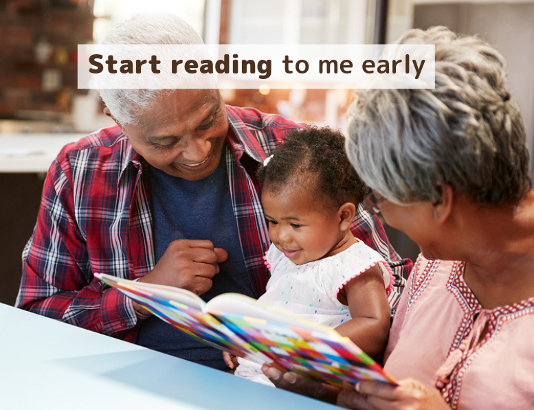 REGULAR READING BENEFITS BOTH BABY AND PARENTS
