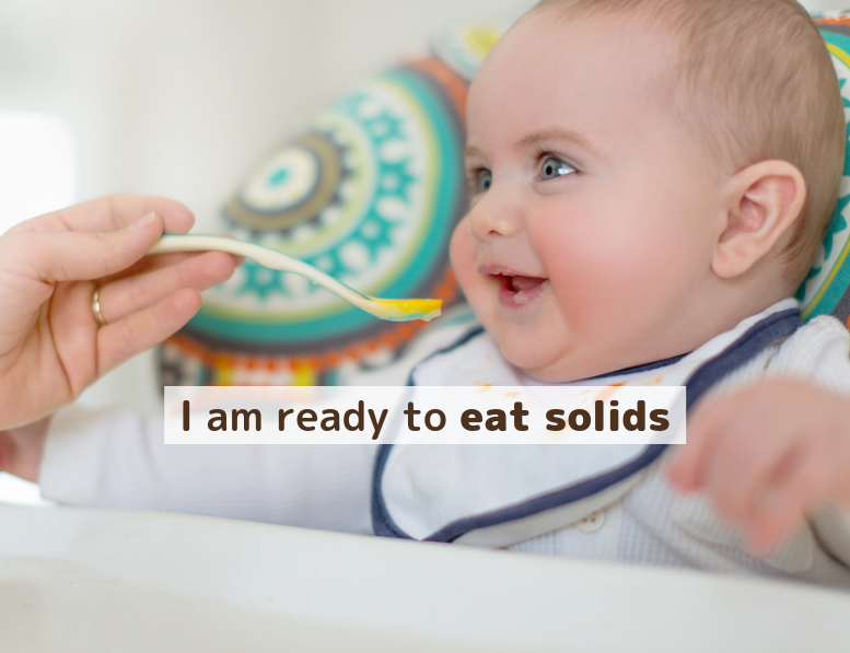 STARTING SOLIDS: A SURVIVAL GUIDE