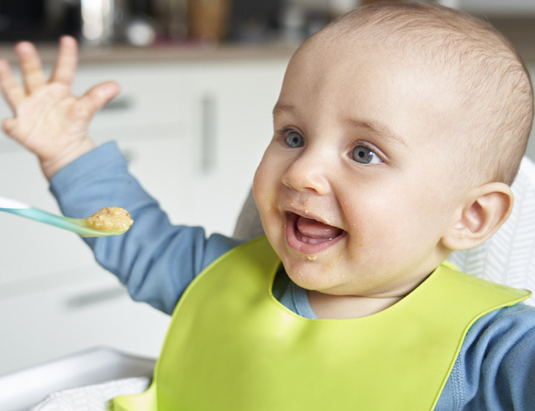 WHICH FOODS SHOULD YOU BUY ORGANIC FOR BABIES?