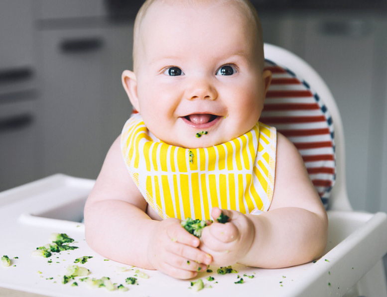 5 TOP VEGETABLES YOU NEED TO START FEEDING YOUR BABY