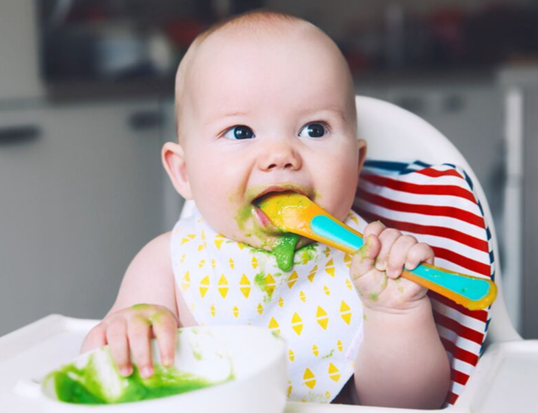 FIVE MYTHS ABOUT BABY'S READINESS TO START SOLID FOODS DEBUNKED