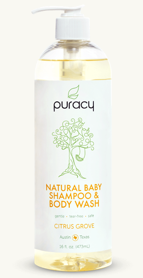 TOP ORGANIC AND NON-TOXIC BABY BATH PRODUCTS