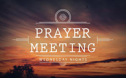 Prayer is vital!