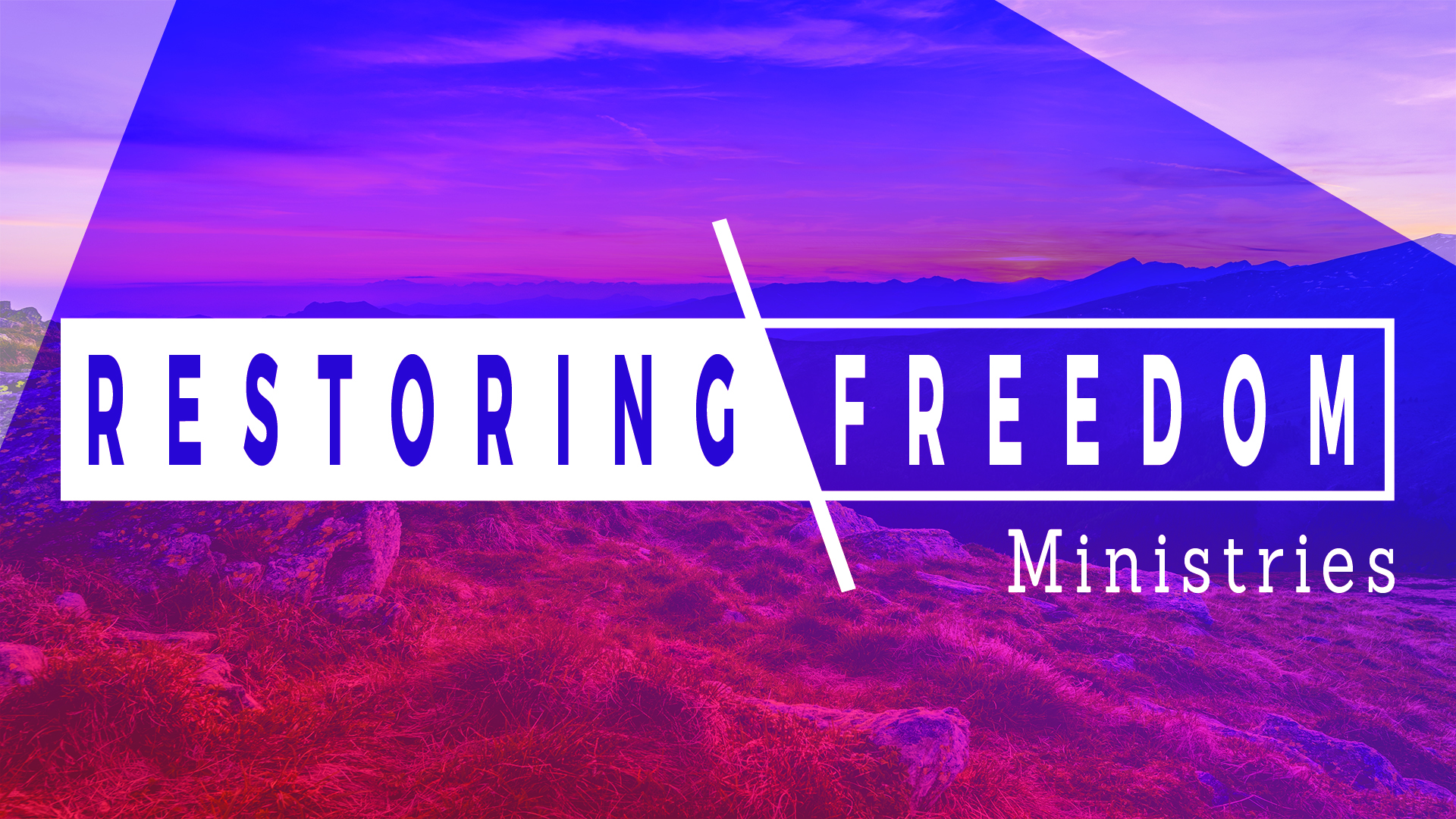 Restoring Freedom is Valley Friends' Recovery Ministry. From all different hurts, pains and hang-ups, Restoring Freedom is a place of instilling identity in Christ, and how to live out of that, rather than the past.
