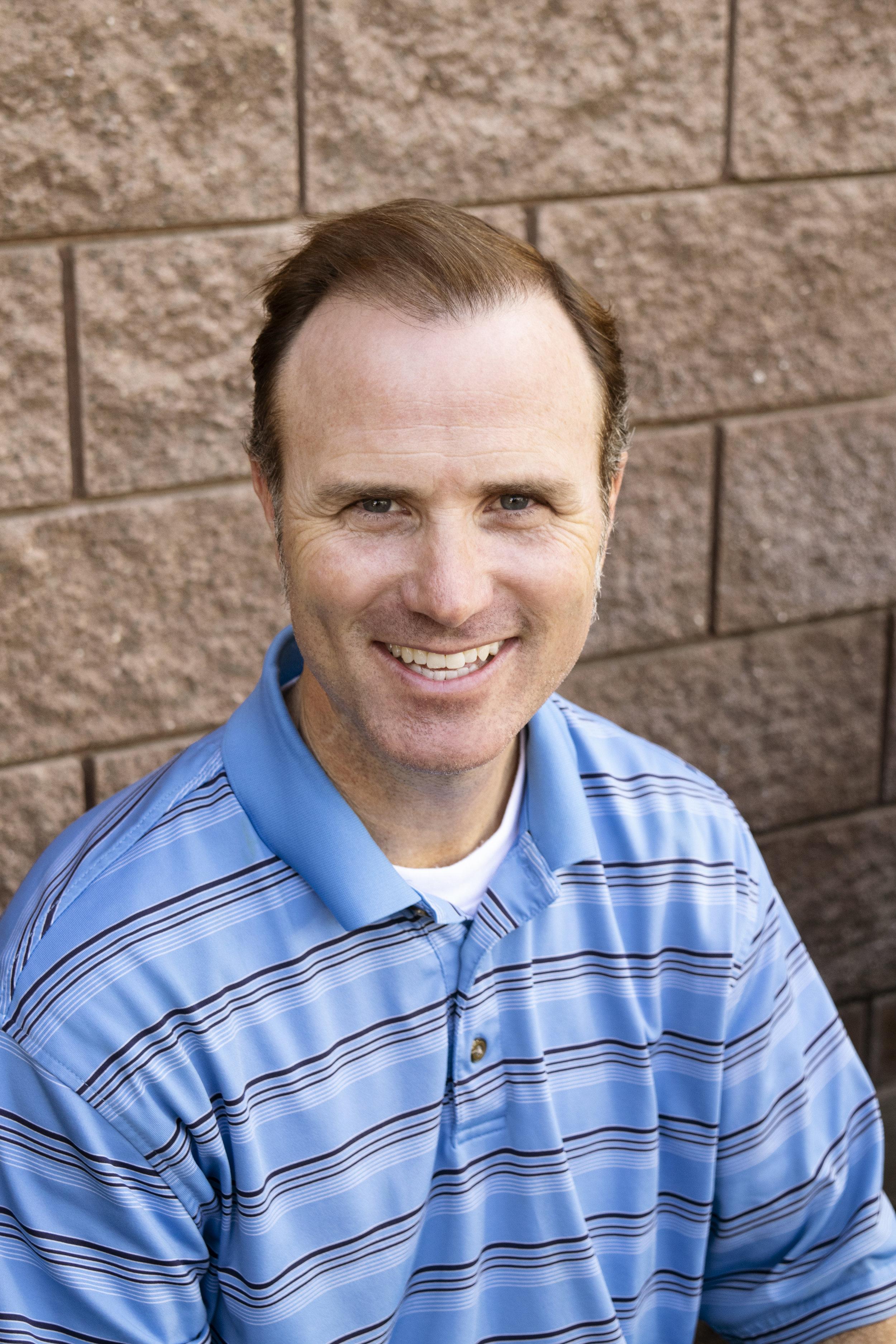 Matt Backowski - Men's Pastor