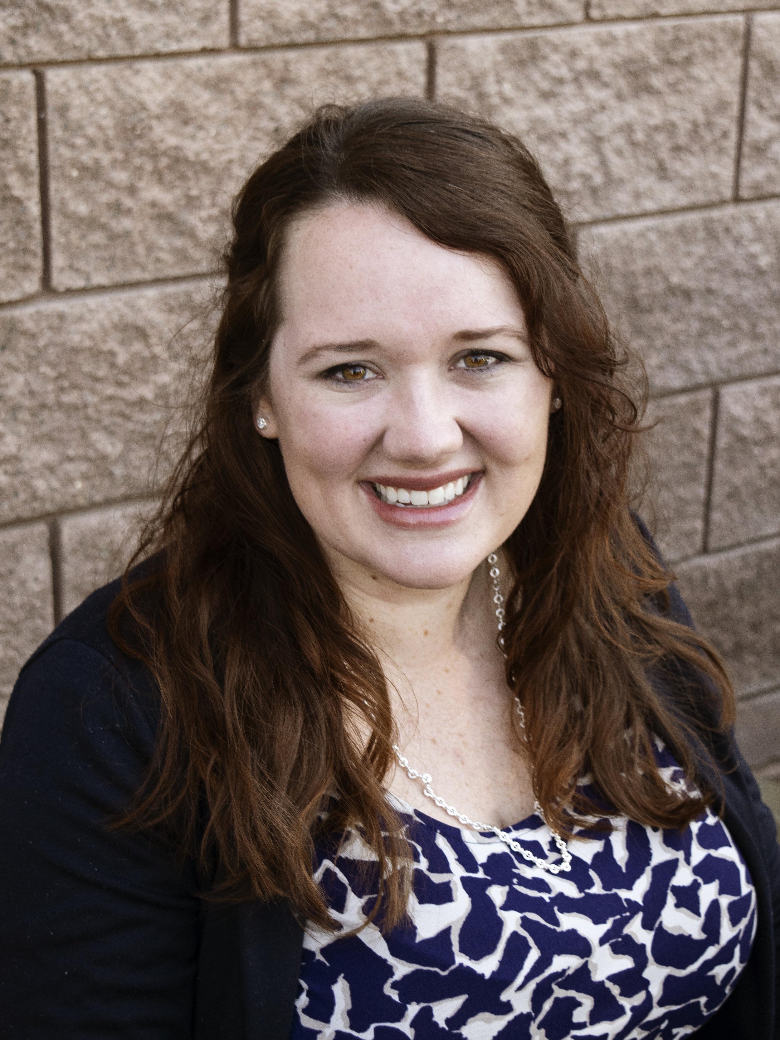 Christine Simon, Interim Children's Pastor