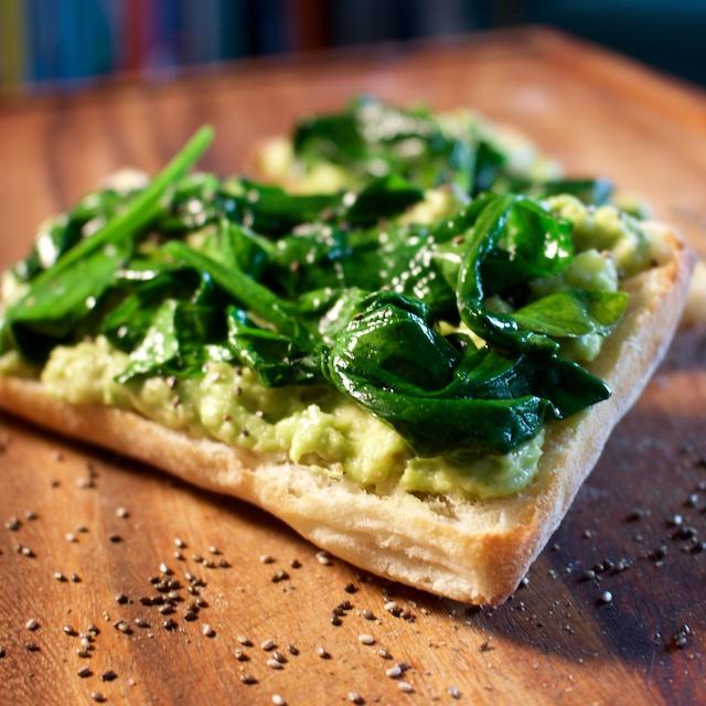 - Avocado Toast