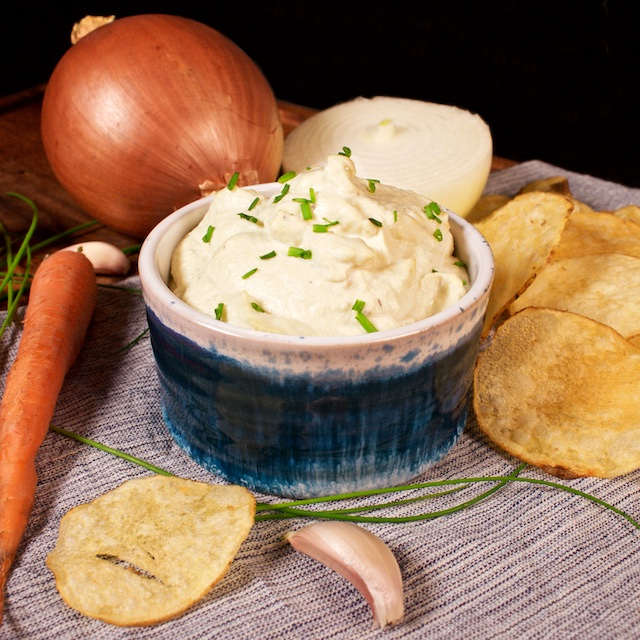 - Chive Onion Dip