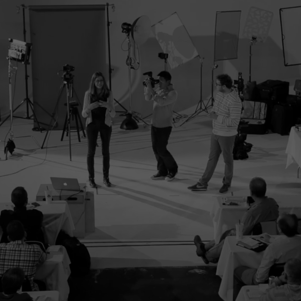 DIALOGUE - Interactive workshops that empower your team with new storytelling techniques for virtually any business context.