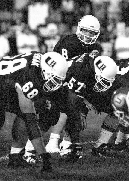 Riley Jensen vs Utah 1998