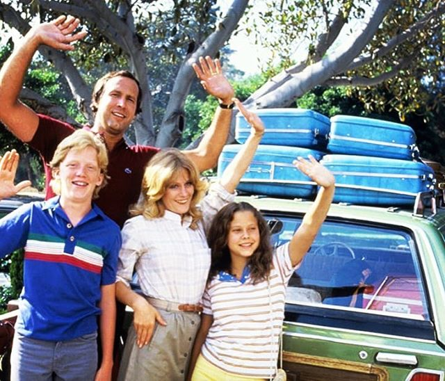 Time for a little break!  See you next week! . . . #yeg #yegfood #familyvacation #breaktime #holidayroad #griswolds
