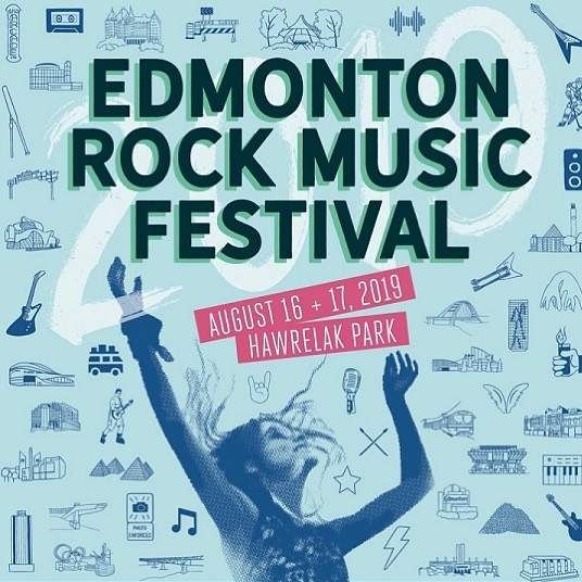 THIS WEEKEND!  You're gonna love this line up! 😎 @sloanmusic  @tpohband  @widemouthmason  @oddsmusic 🍁🍁🍁🍁🍁 Come hang with us in Hawrelak Park all weekend! . . #yegmusic #yegfood #yegfoodtrucks #weekendsoundtrack #throwback #canadianmusic