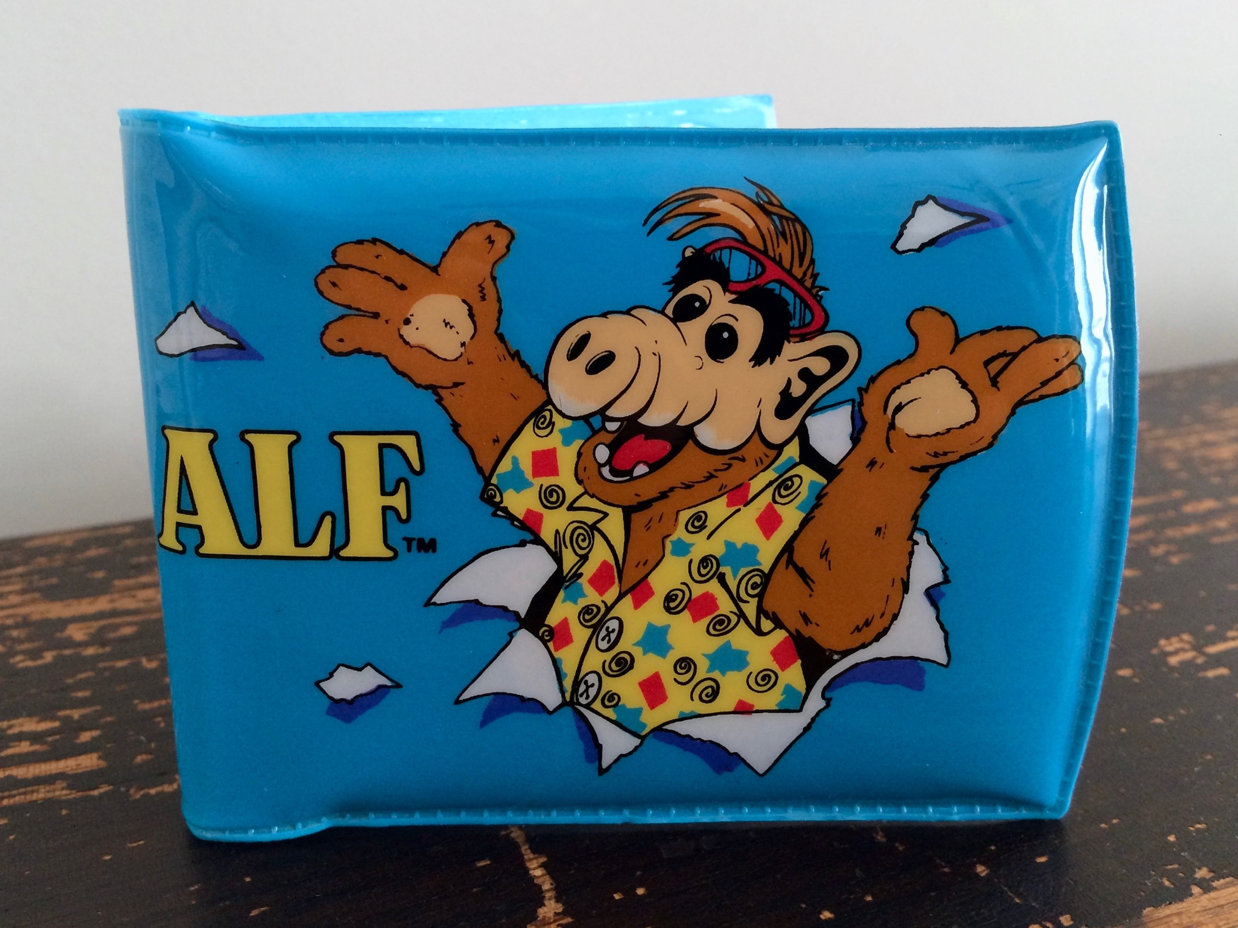 ALF Wallet 1987