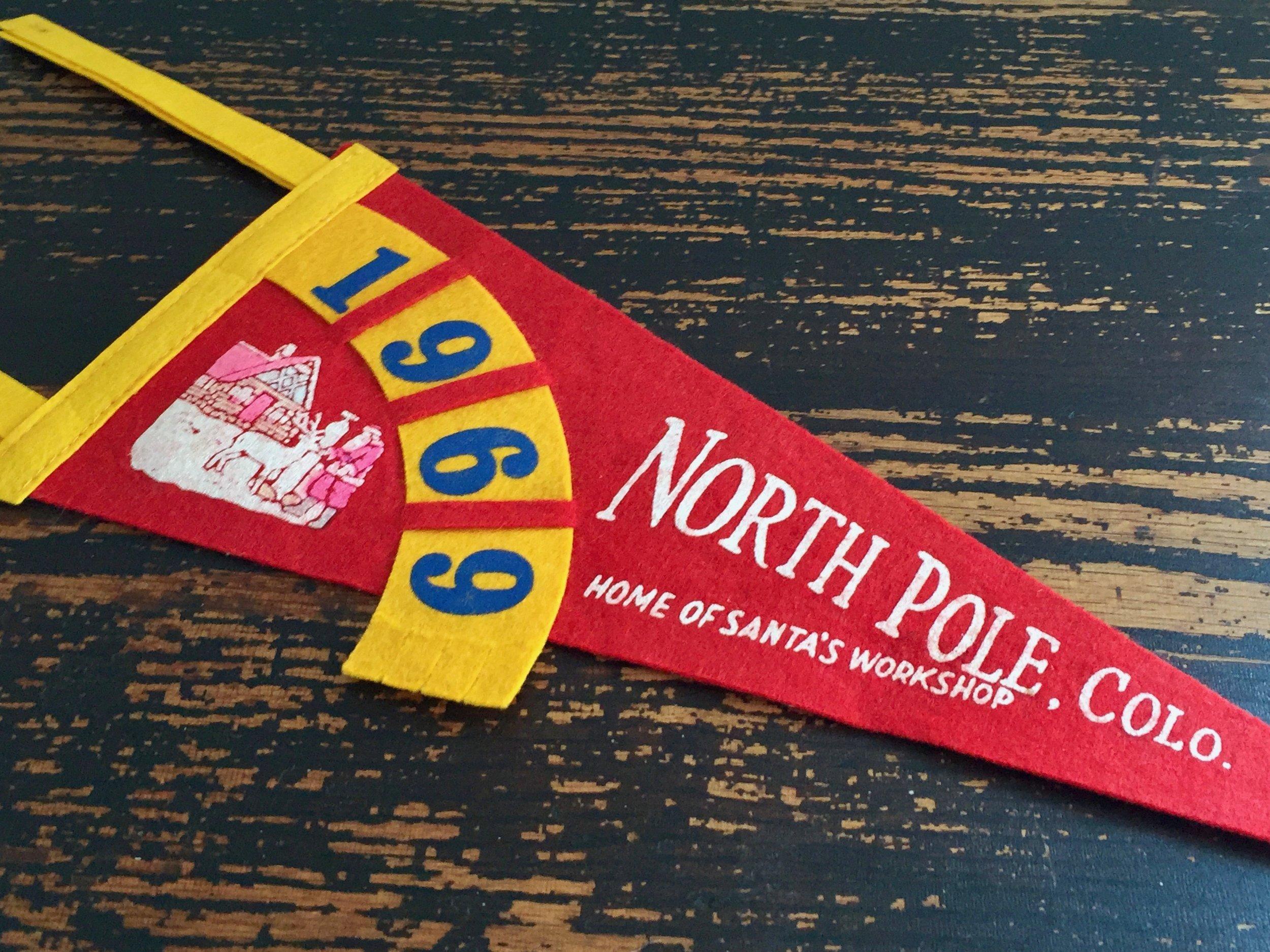 North Pole Pennant 1969