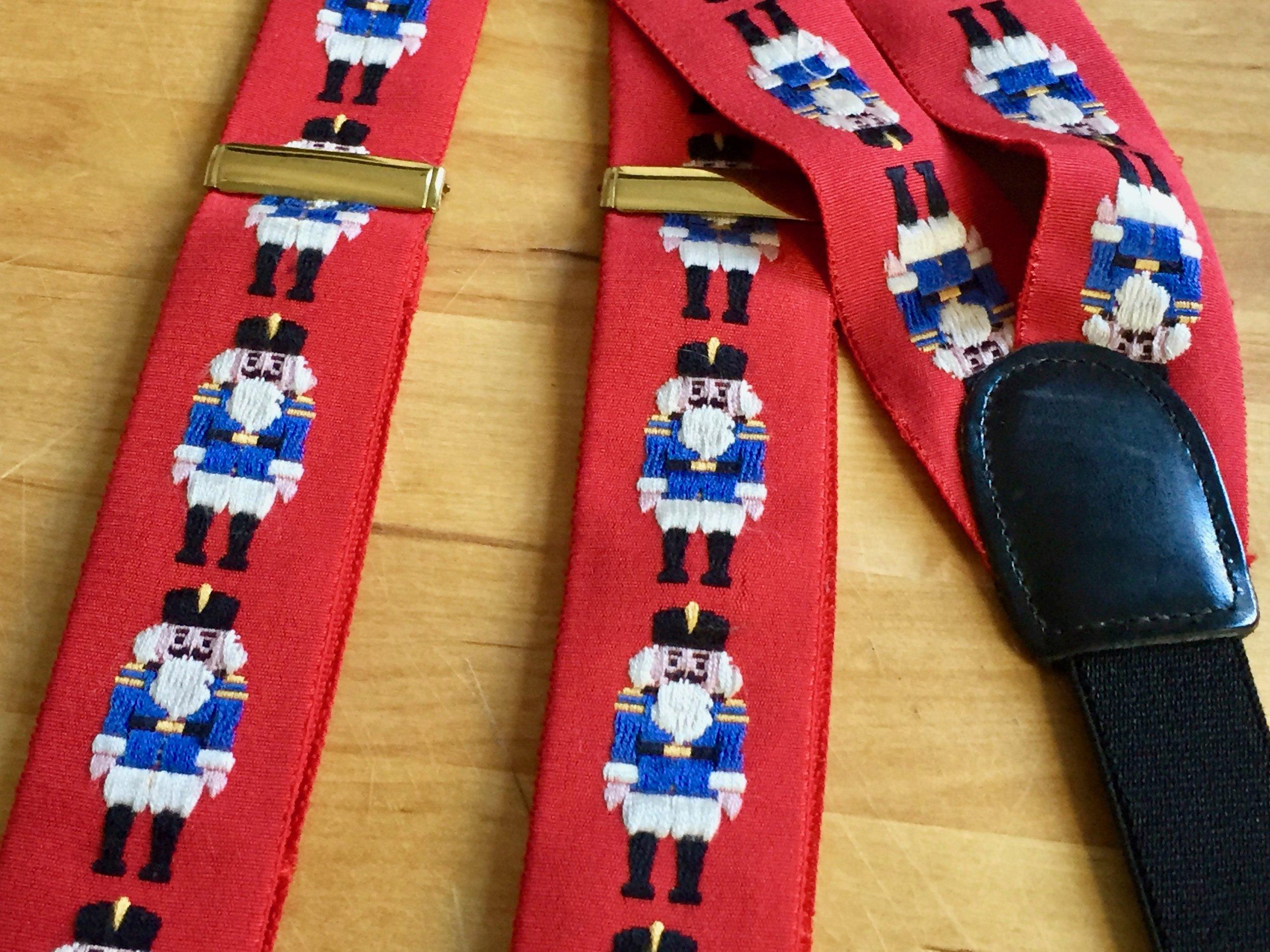 Nutcracker Suspenders