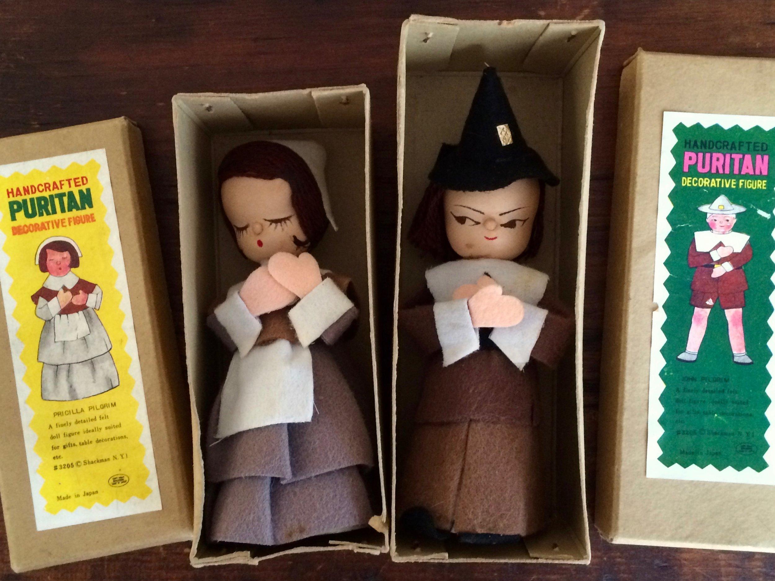 Thanksgiving Dolls Shackman