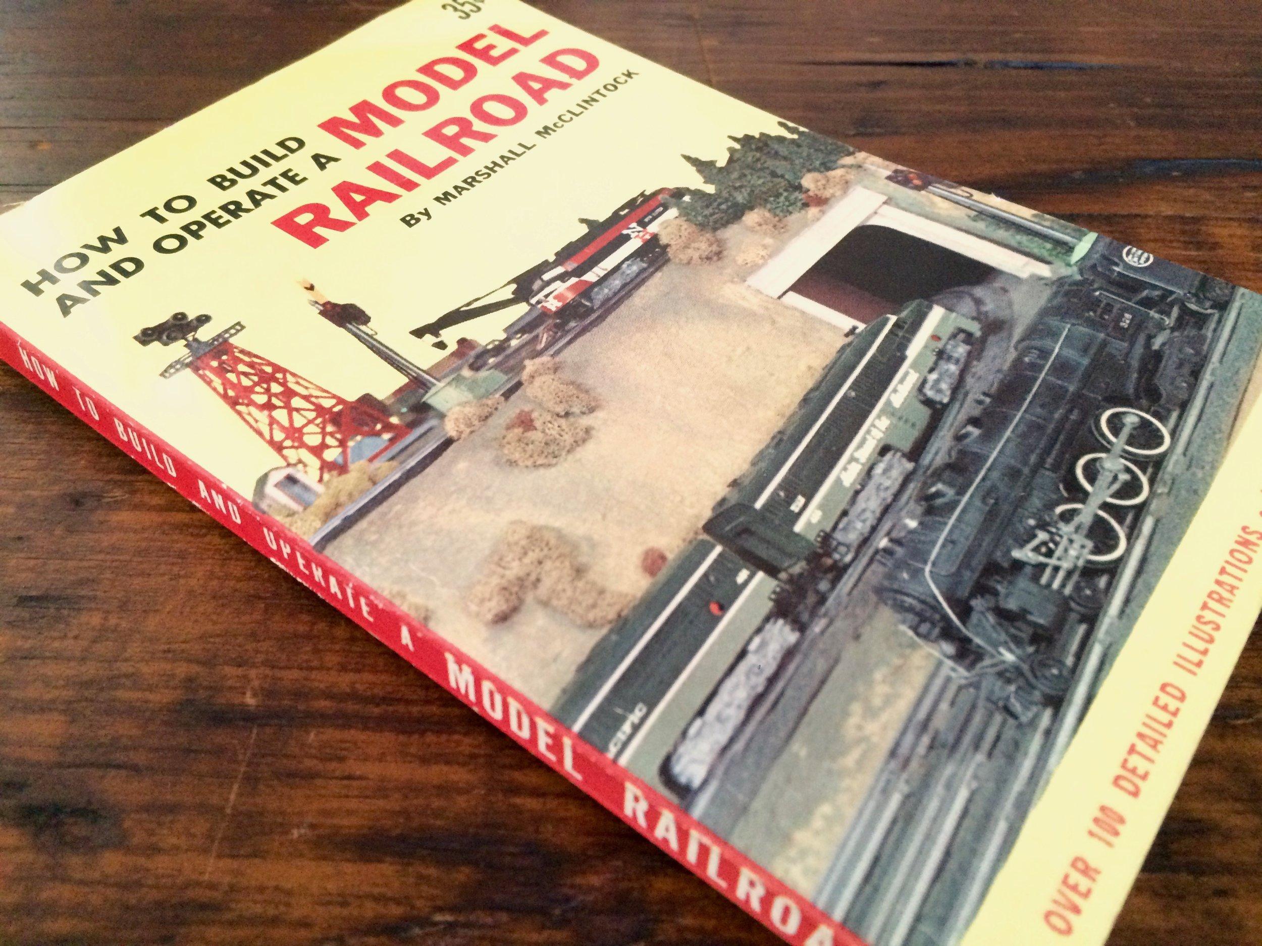 Model Railroad Book 1955
