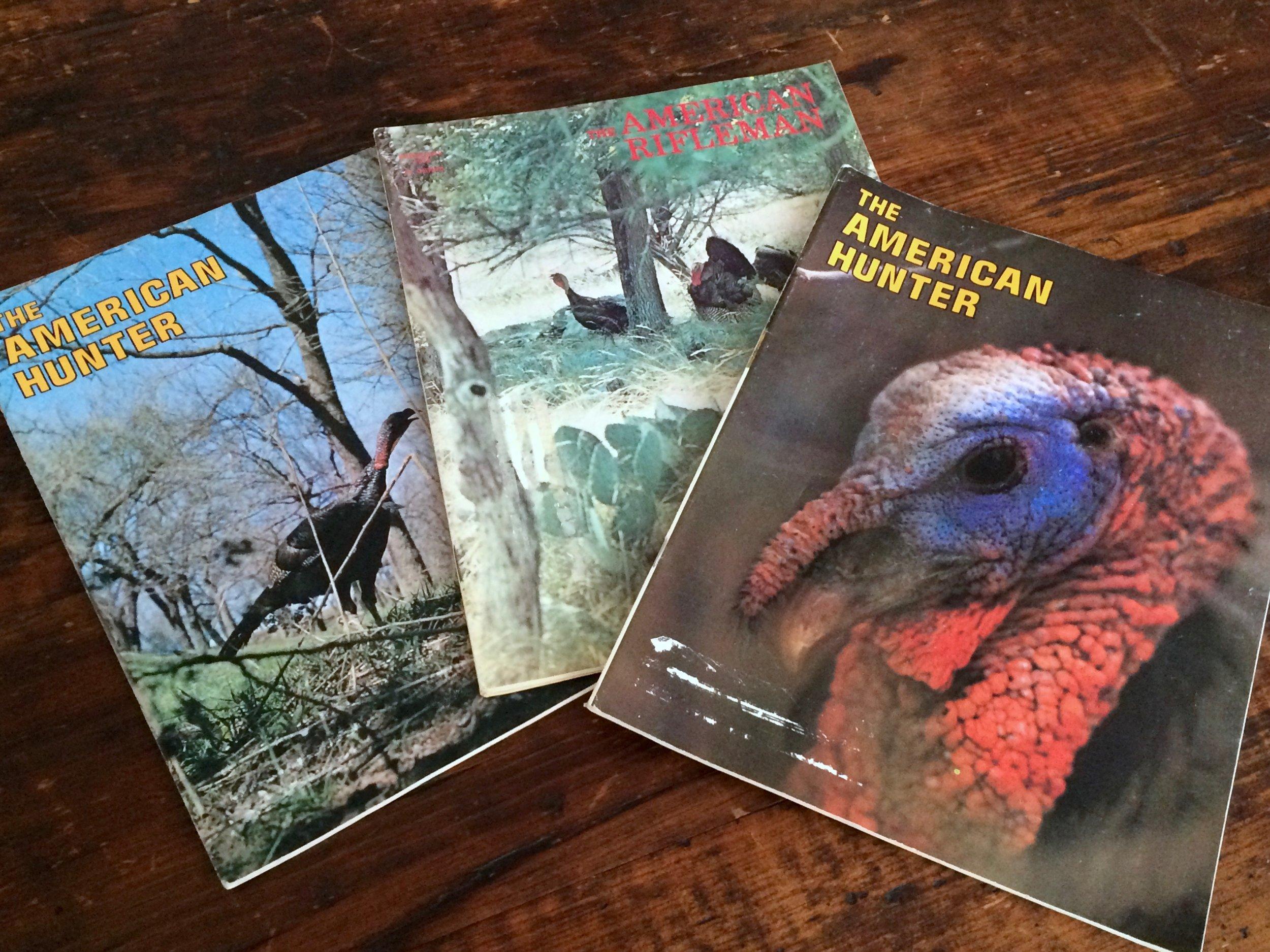 Turkey Magazines
