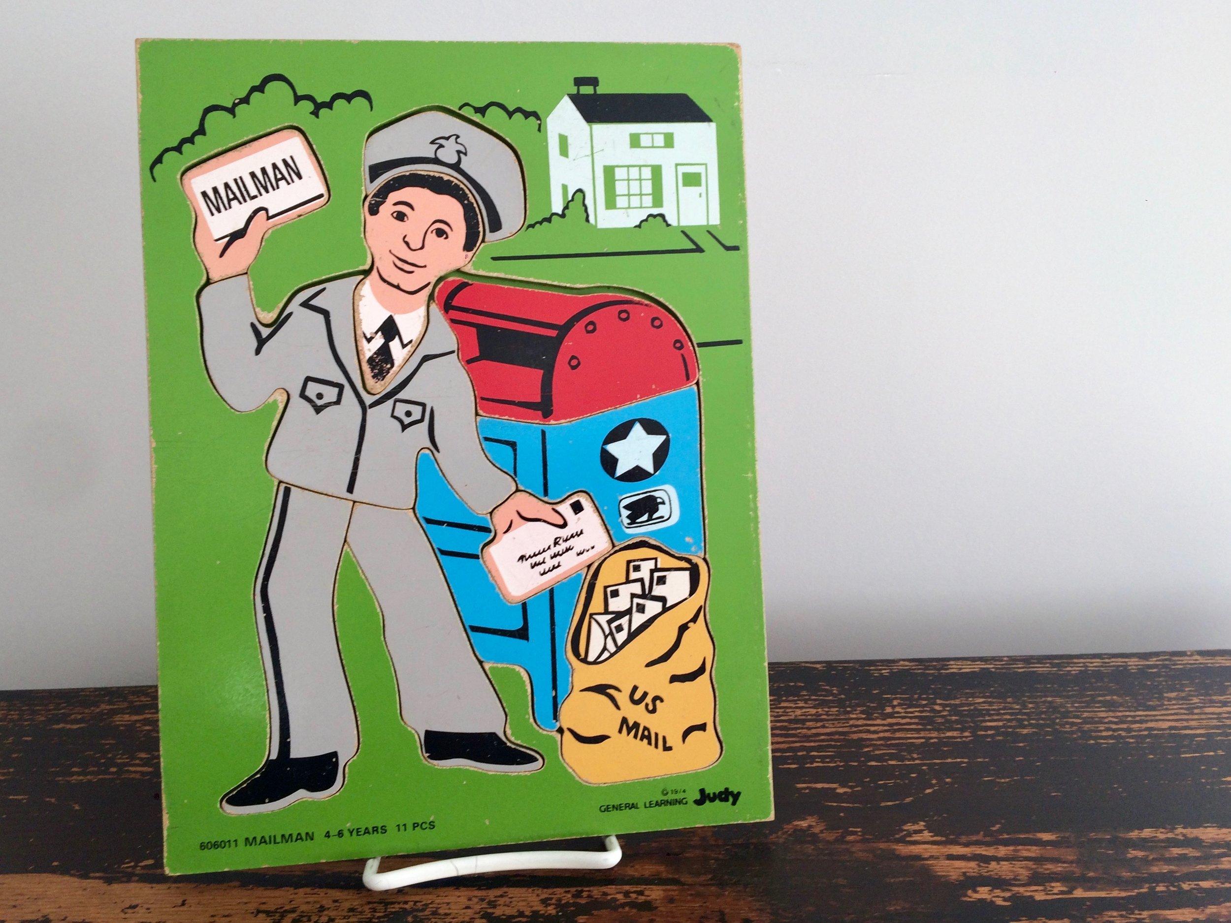 Mailman Puzzle