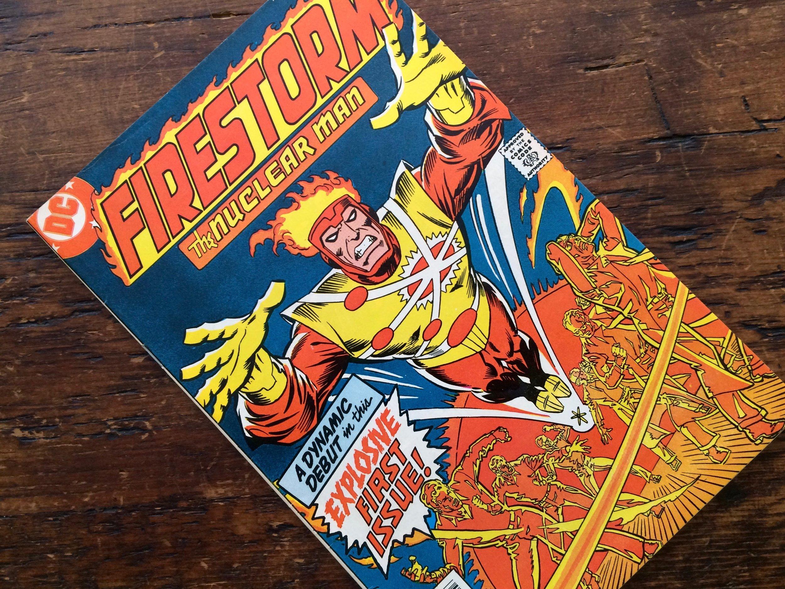 Firestorm #1 1978