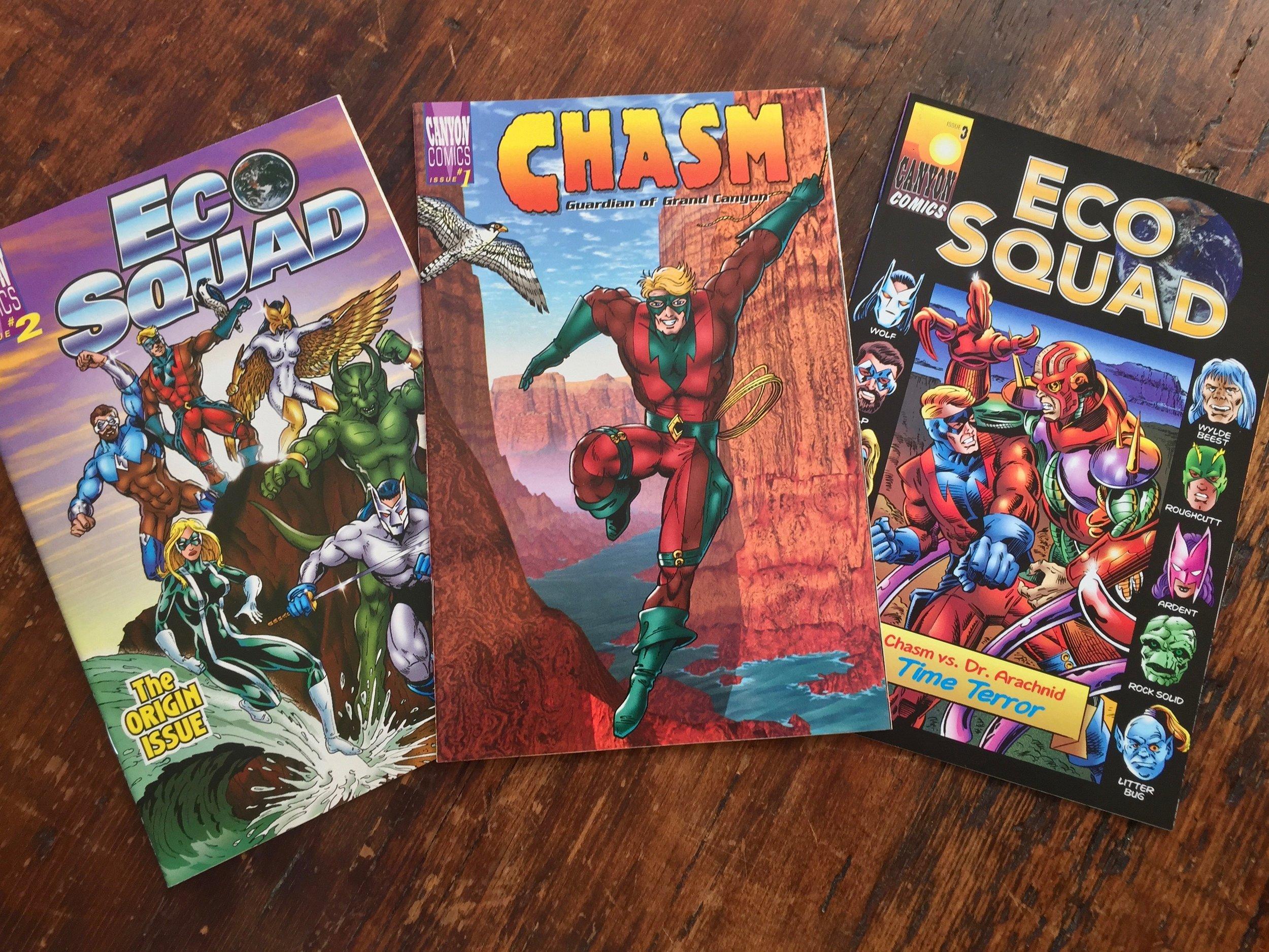 Grand Canyon Comics