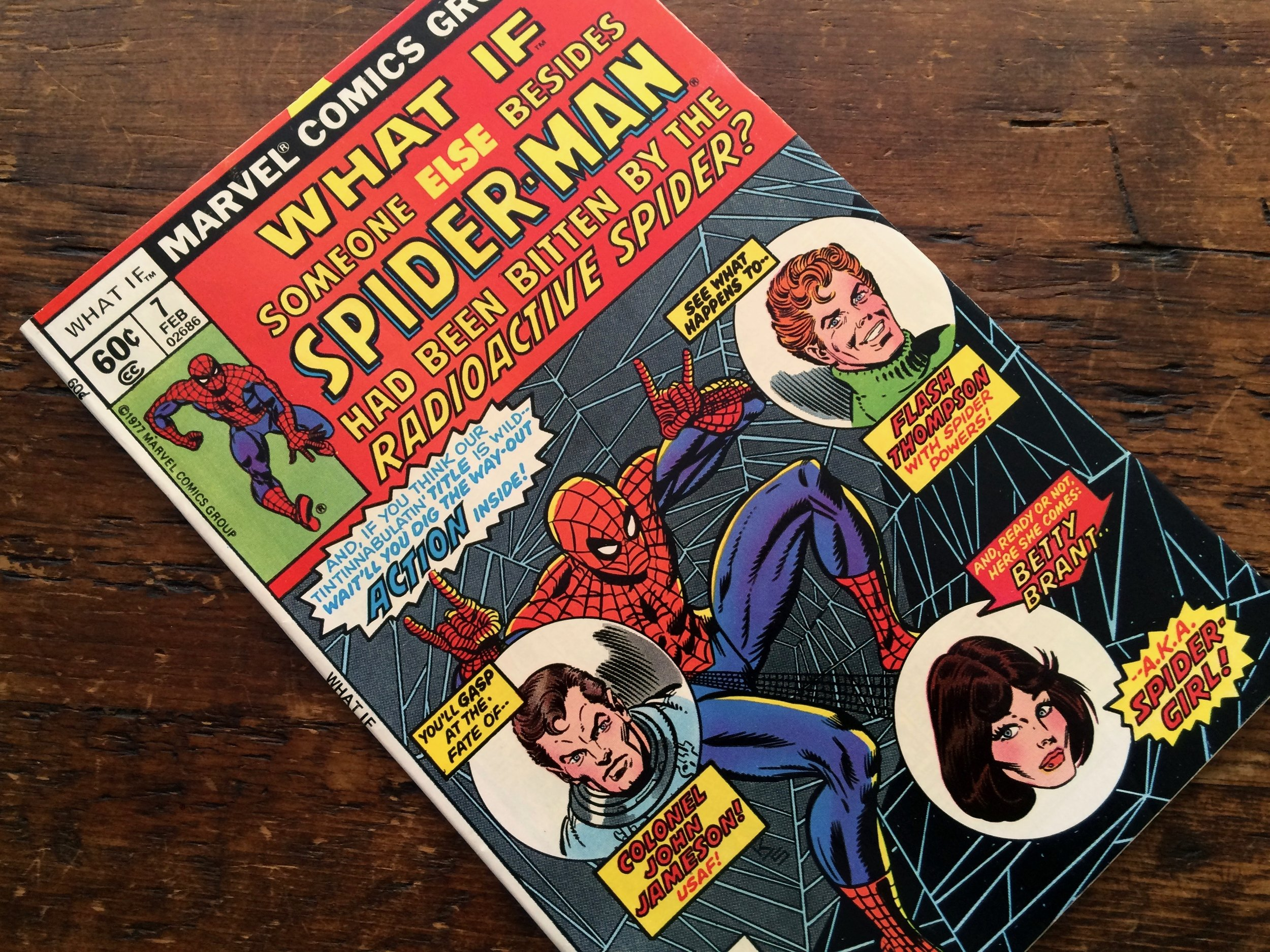 What If? #7 Spider-Girl