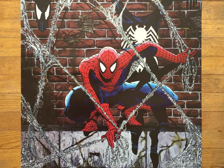 Spider-Man Poster, Todd McFarlane