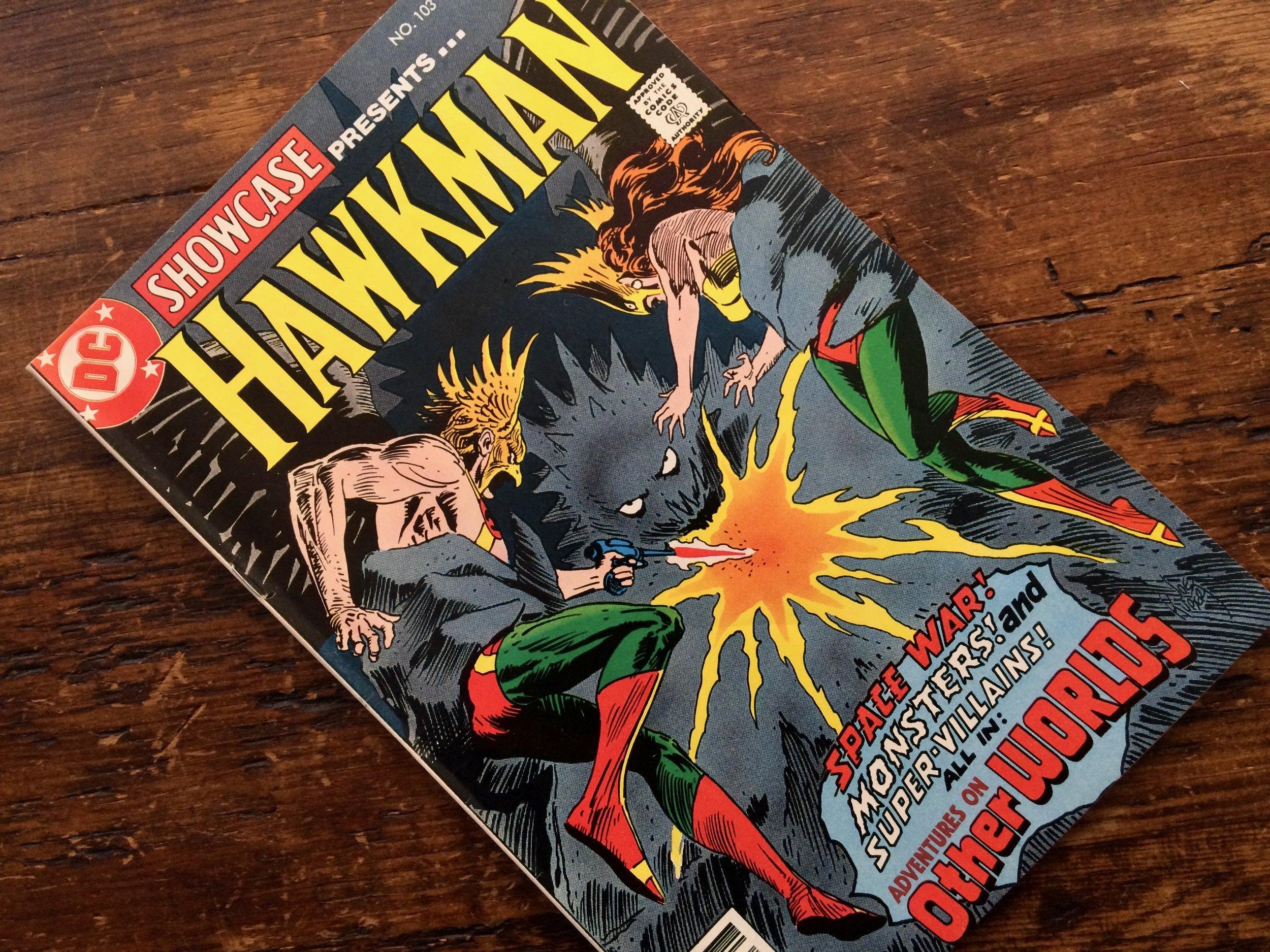 Showcase #103 Hawkman