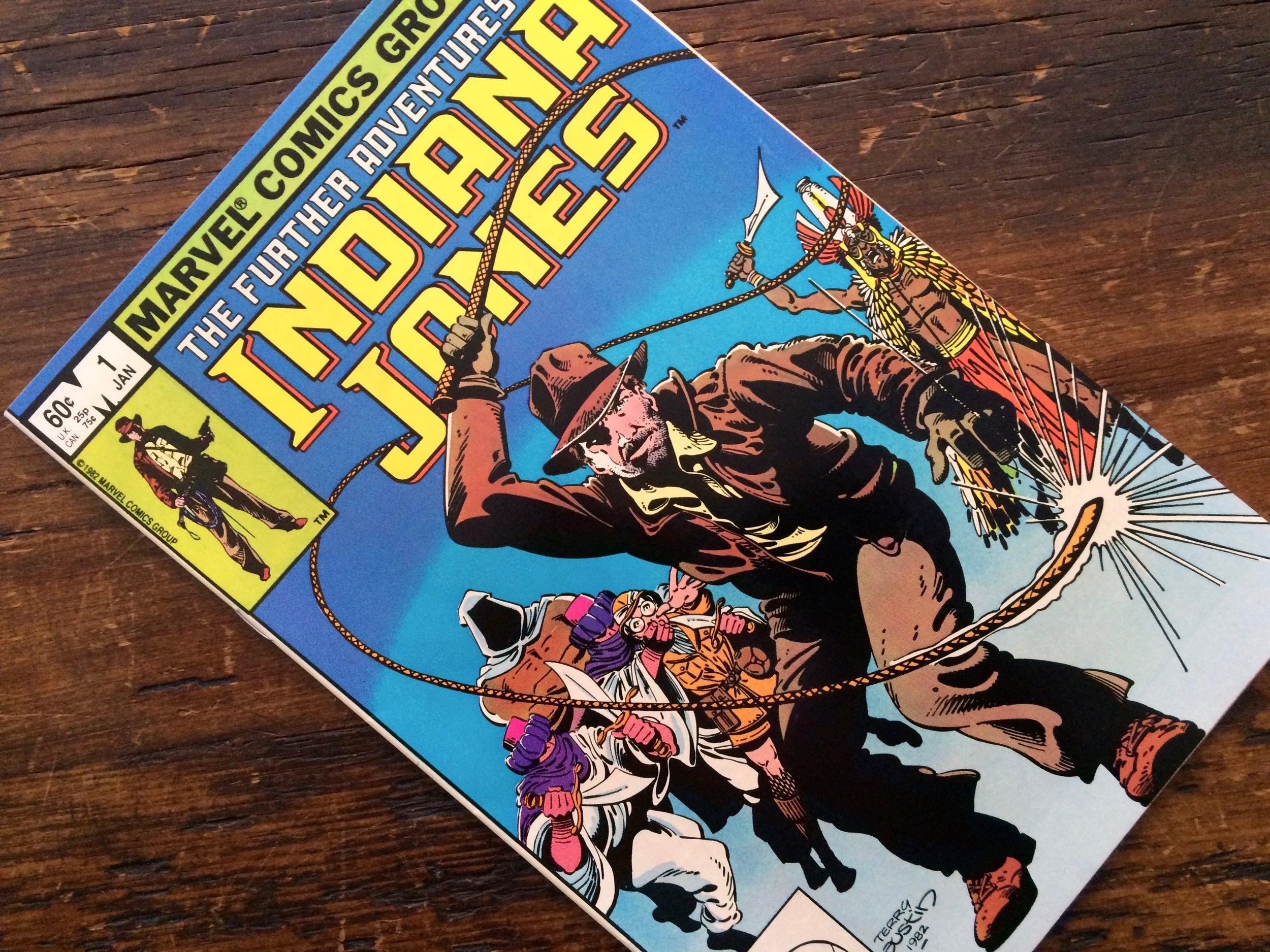 Indiana Jones #1 1983
